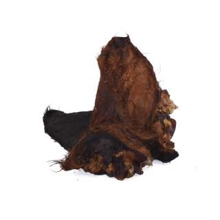Dogmondo Rinderohr mit Muschel und Fell 1 Stück