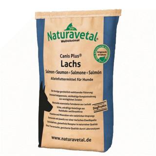 Natura Vetal Canis Plus Lachs 15kg