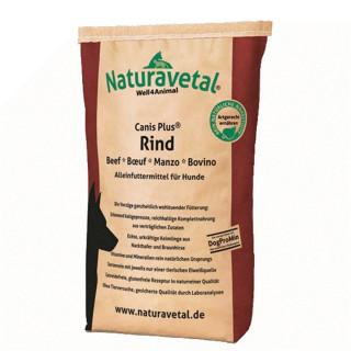 NaturaVetal Canis Plus Rind 15kg