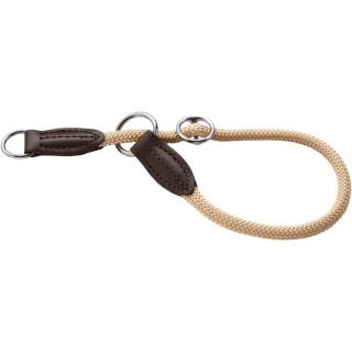 Dressurhalsung Freestyle S-M (max. 40 cm), beige