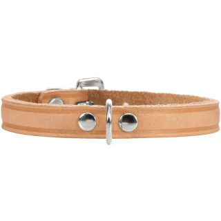 Halsband Standard 32, natur