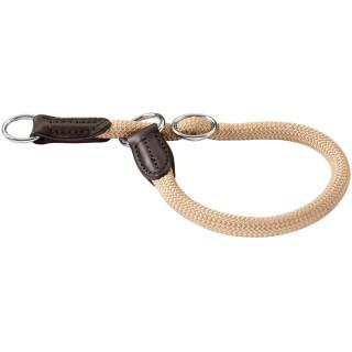 Dressurhalsung Freestyle M-L (max. 50 cm), beige