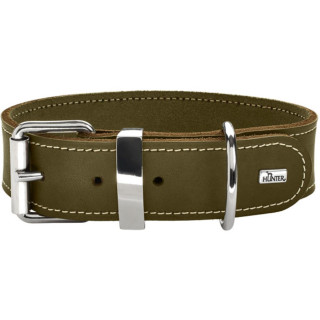 Halsband Aalborg Special S-M (50), oliv