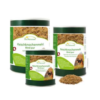 PerNaturam Fleischknochenmehl Rind pur (500 g)