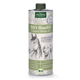 AniForte Bio Hanf Öl 1L