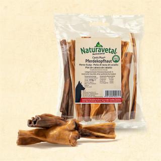 NaturaVetal Canis Plus Pferdekopfhaut 10-15 cm 200g